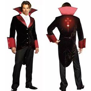 dreamguy costumes light up vampire halloween costume